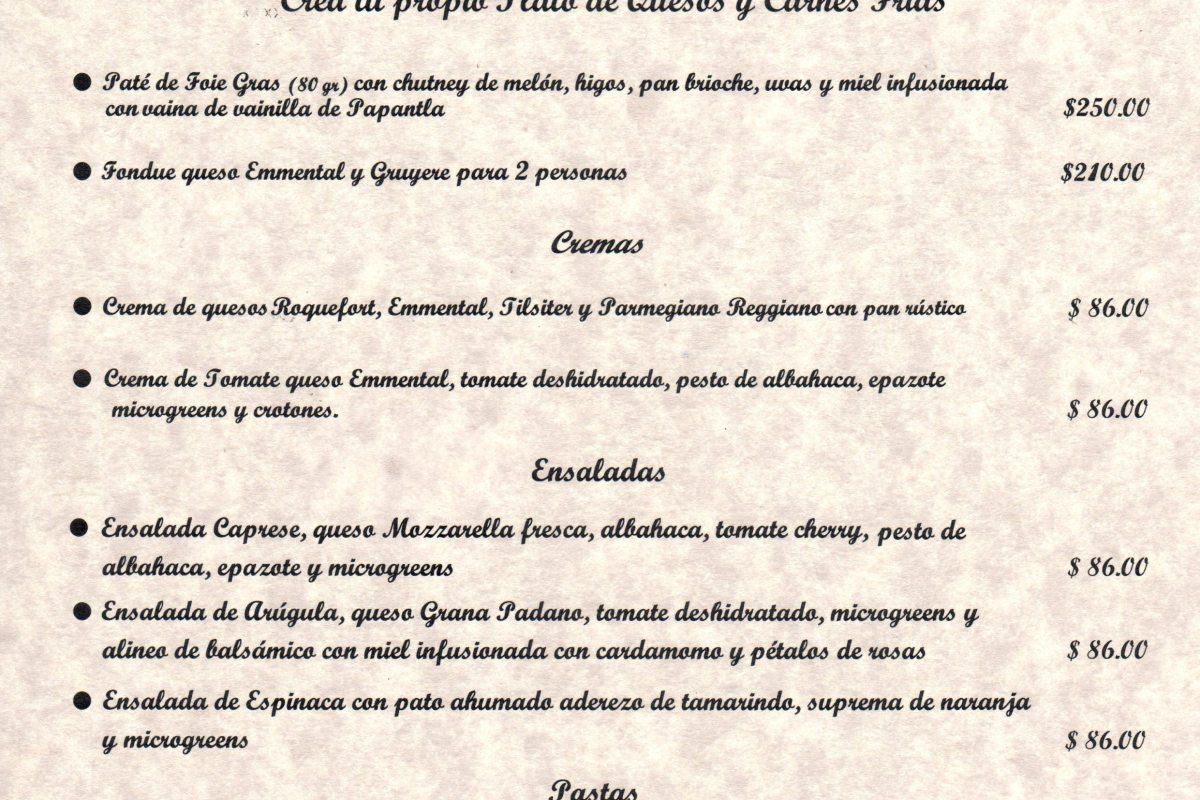 """Conoce Menú """"Xperiencias"""" Hotel InterContinental Mérida @InterContiMID Martes a Sábado 19:00 a 23:00 hrs"""