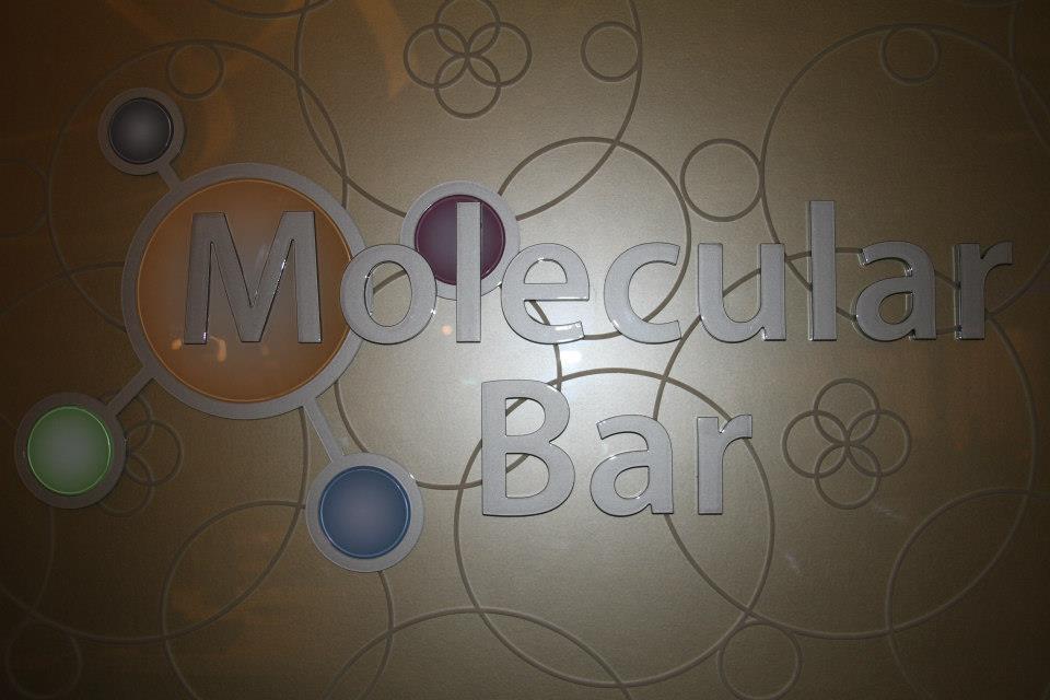 Molecular Bar de Junior Merino @TheLiquidChef en imágenes