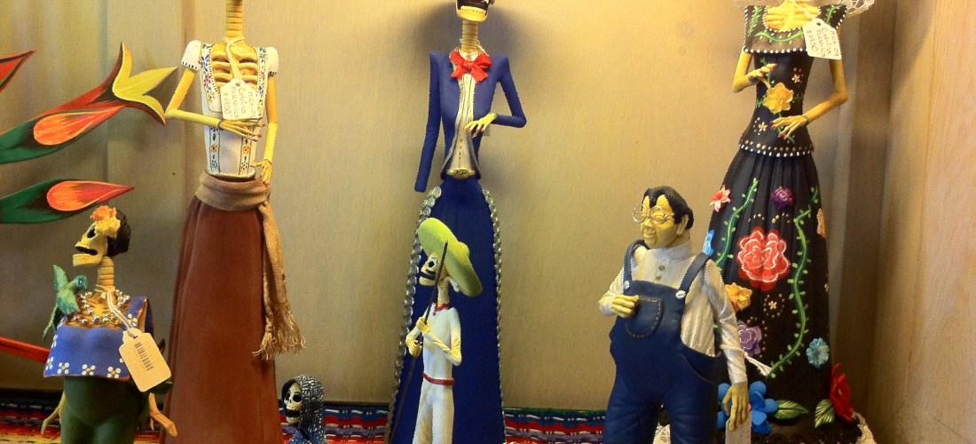 #México a través de la lente Catrinas representación Mexicana de la muerte