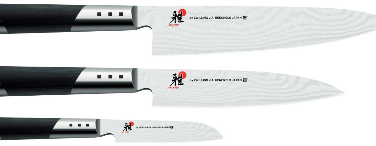 Grupo ZWILLING J.A. HENCKELS @ZWILLING_mx, presenta sus MIYABI, cuchillos japoneses de alta calidad