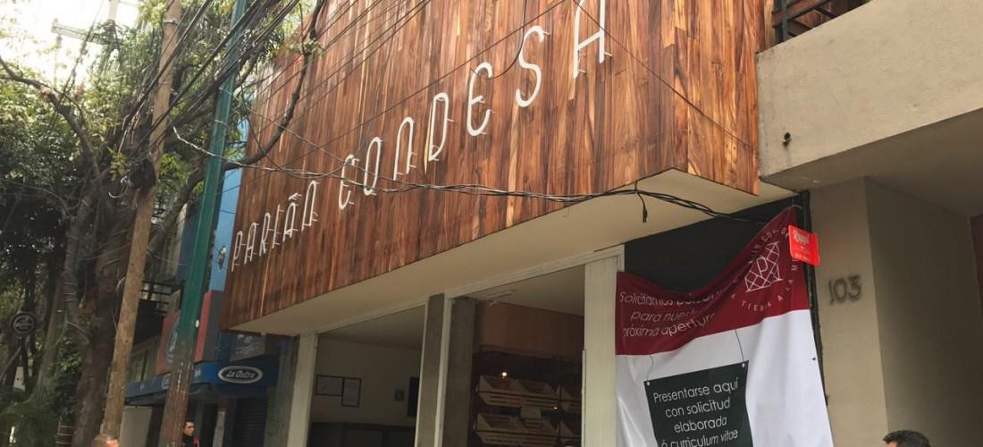 El Parián Condesa un mercado que llego para quedarse, venta de producto y preparación de alimentos. @pariancondesa
