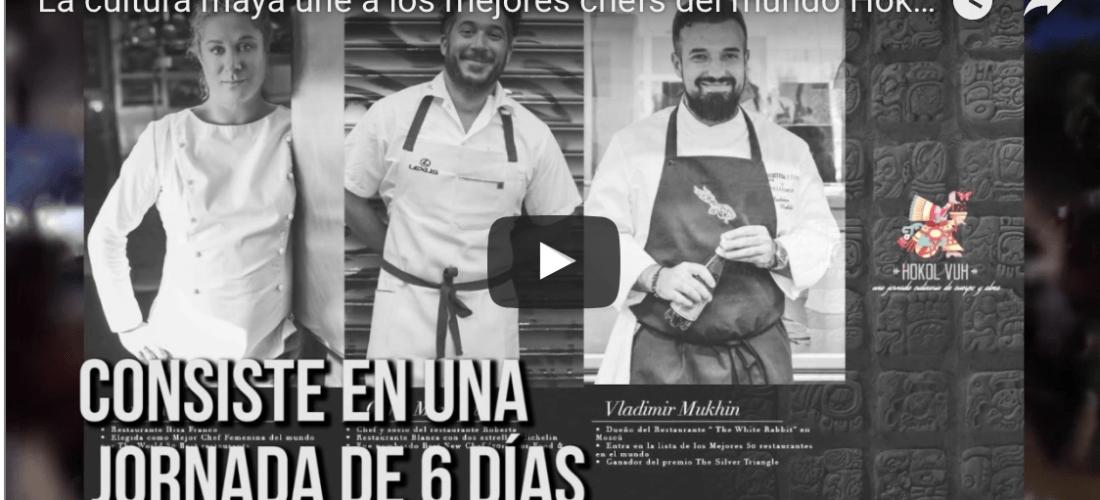 Hokol Vuhserá el mayor evento gastronómico del 2017