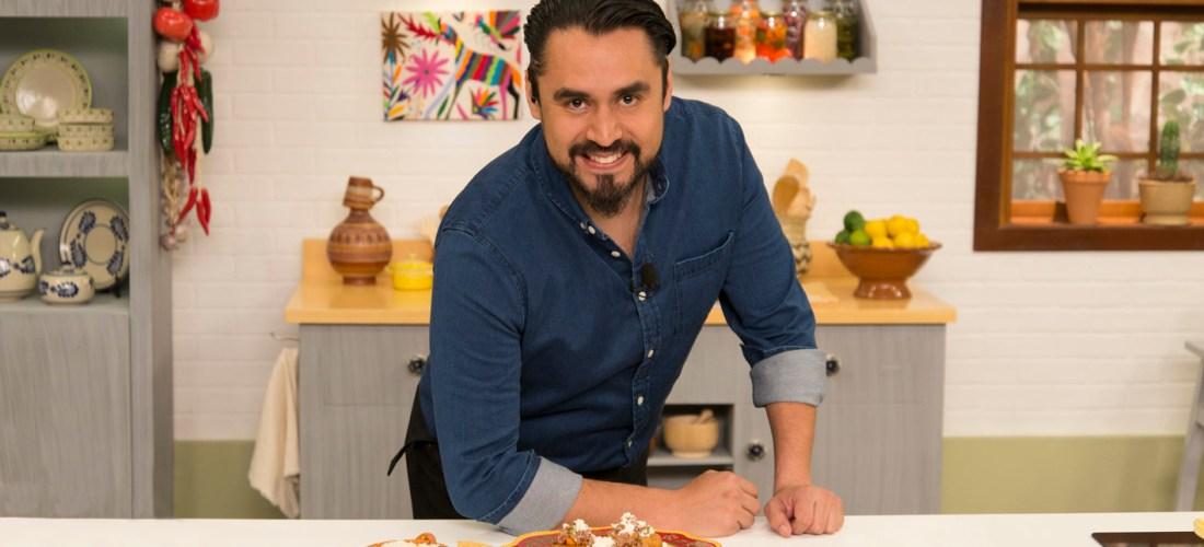 """Nueva temporada de """"Sazón Casero"""" regresa a @elgourmet el Chef Sergio Camacho"""