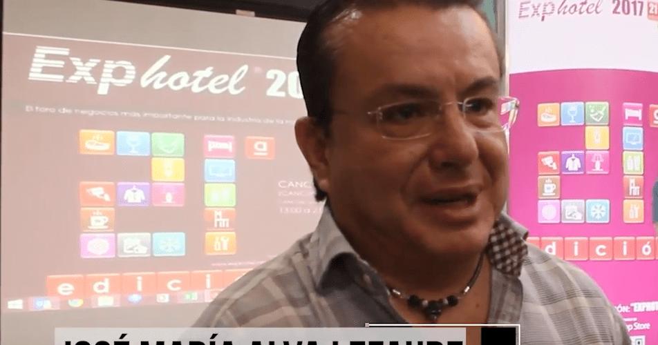 @comalcagourmet listo para #Exphotel2017 @ExpoHotelCancun