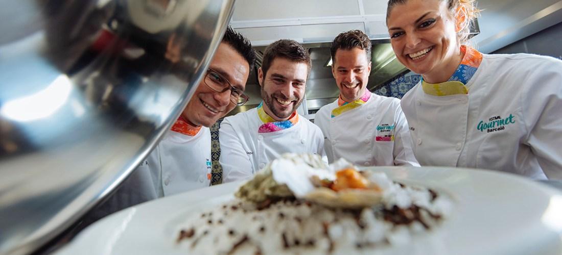 Pasión, sabor y tradición presentes en el 3er. Festival Gourmet @BarceloMayaGR