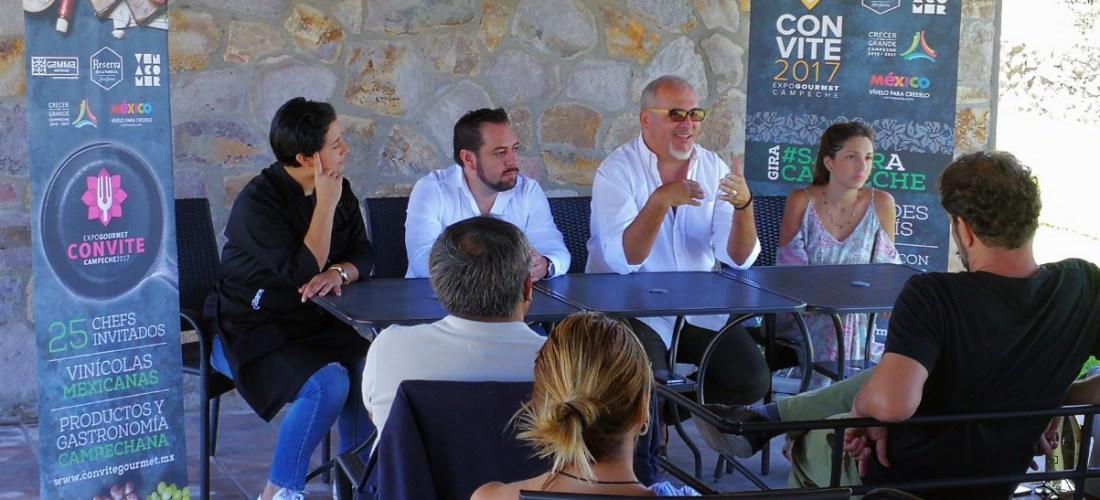 Expo @ConviteGourmet Campeche 2017 #SaboraCampeche #convitegourmet
