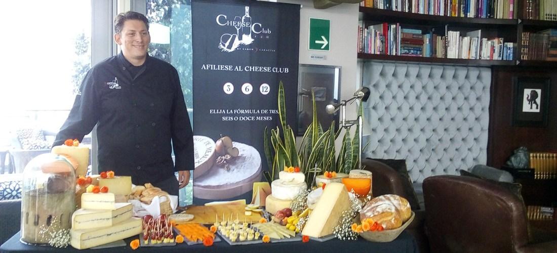 """El """"Cheese Club"""" de Sabor y Carácter ¡Cumple dos años! @saborYcaracter #Gourmet"""