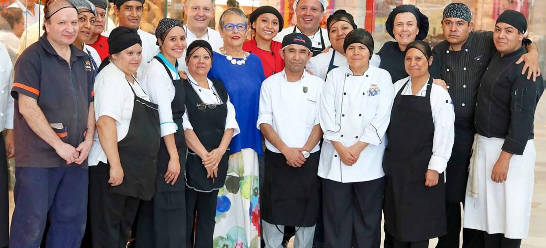 Inaugura @Rest_ElBajio su restaurante número 17 en #PortalSanAngel