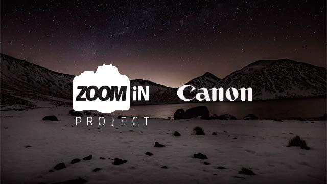 La 3era. edición de #CanonZoomInProject llega en Agosto demostrando que la foto es para todos @CanonMexicana