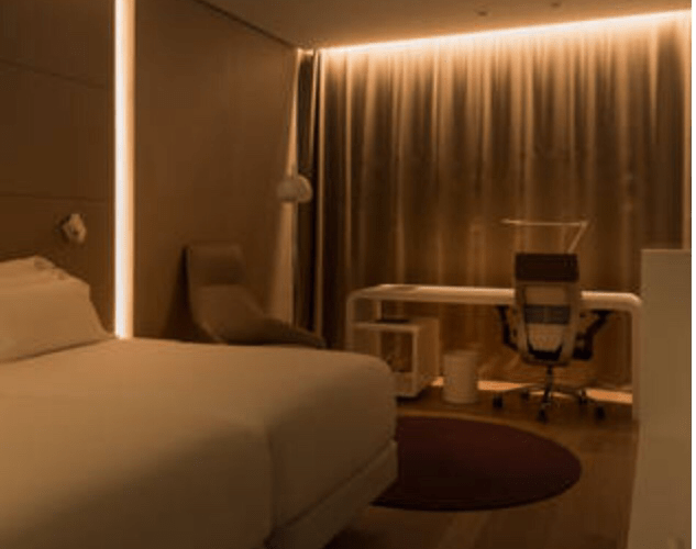 NH HOTEL GROUP Y PHILIPS LIGHTING PRESENTAN MOOD ROOMS