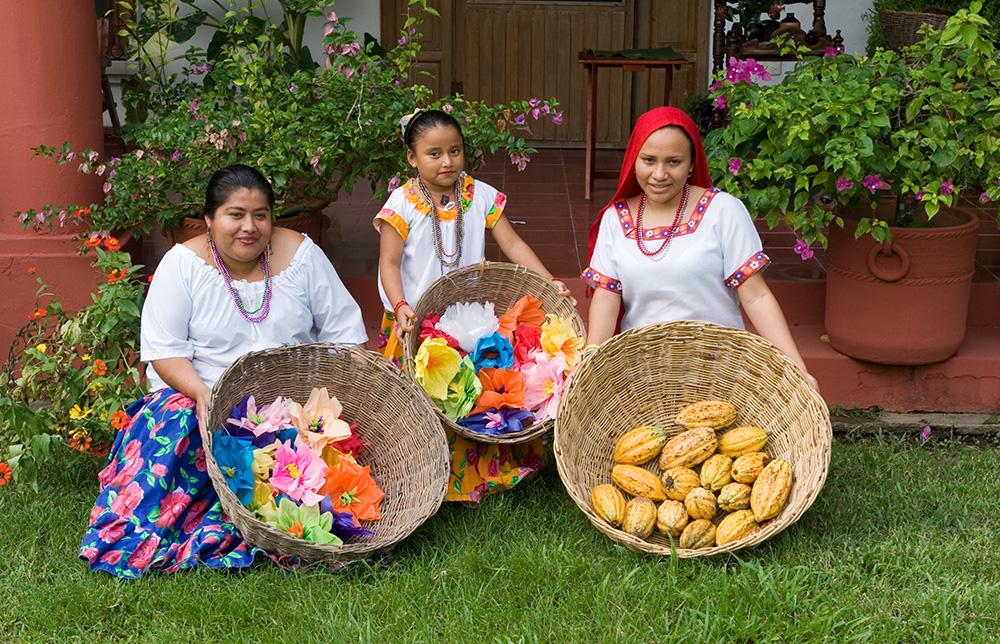 Cacao y #chocolate tabasqueño enamorando paladares desde tiempos ancestrales @SDET_Tab