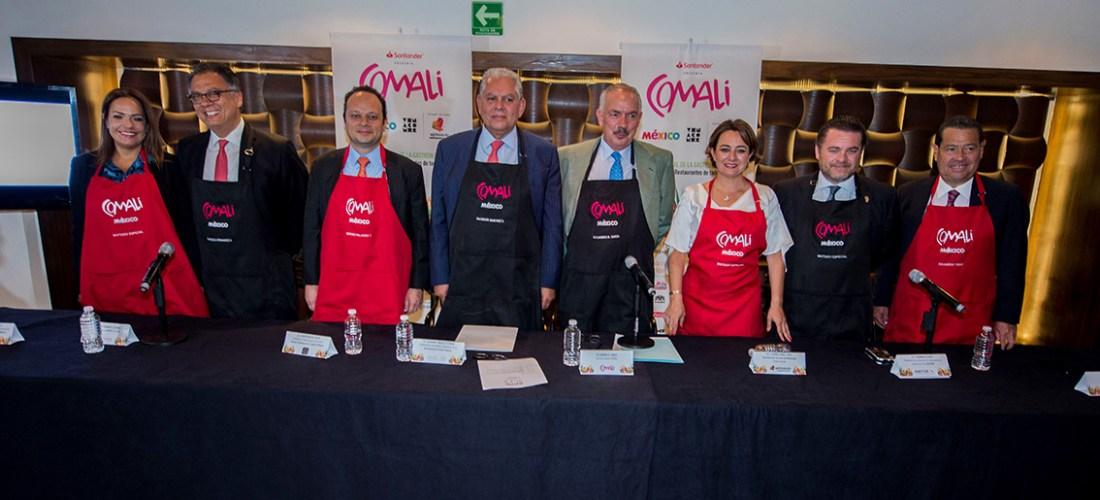 Michoacán, Estado Invitado Más de 100 restaurantes reunidos en un solo lugar @ComaliMexico