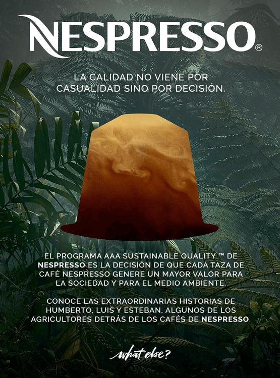 Conoce a Humberto, Luis Miguel y Esteban agricultores detrás de Café @NespressoMX