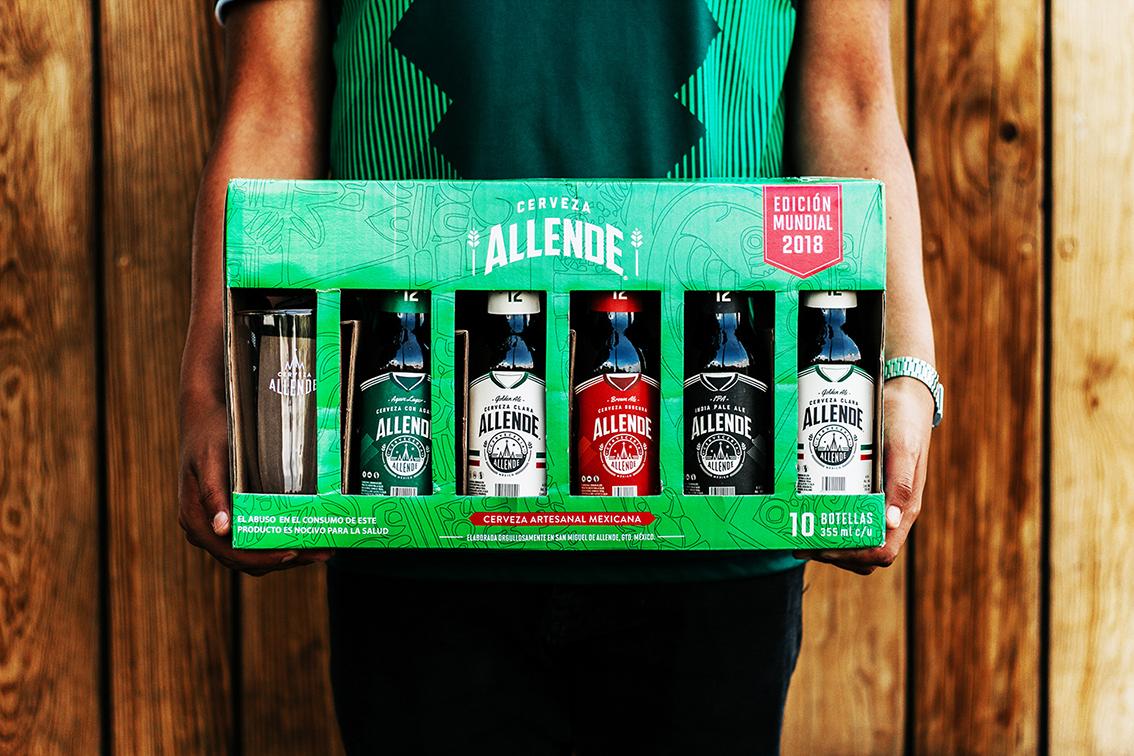A brindar por la selección Mexicana con estas cervezas muy mexicanas @acermexoficial