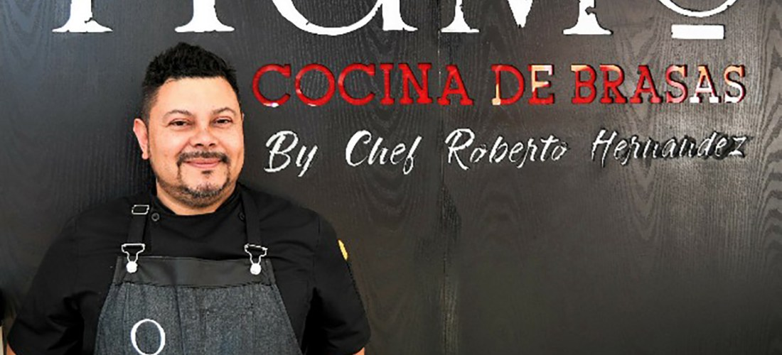 Trayectoria del Chef Roberto Hernández @humofoodtruck