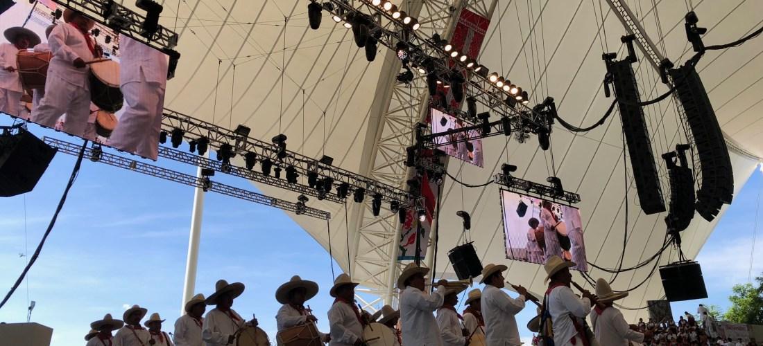 Finaliza la Feria del Mezcal de Oaxaca 2018 con ganancias de 3 mdp