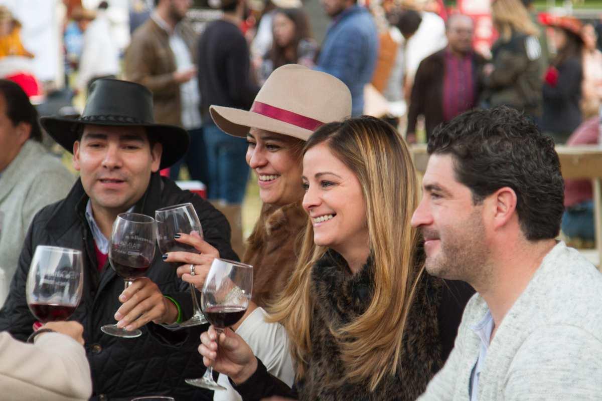 Muy pronto los viñedos vienen a la ciudad a la cuarta edición de @LaVendimiamex  2018