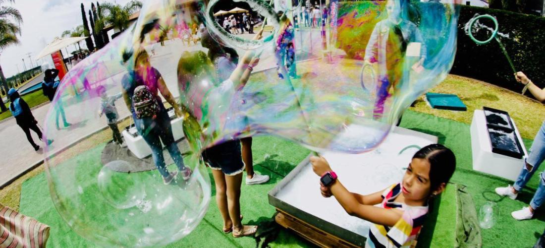 Con gran éxito se llevó a cabo la tercera edición del Bubbles Fest de @FincaSalaVive by Freixenet
