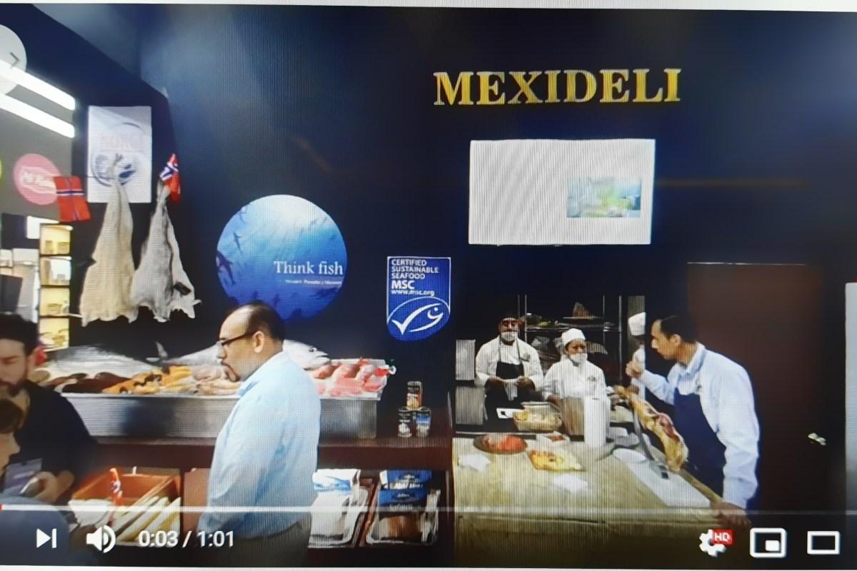 Te invitamos a conocer en #3D el Stand de Mexideli en el marco de #Abastur2019