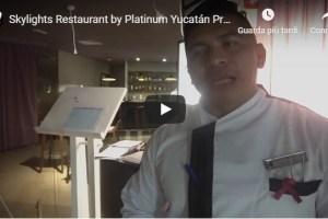 Cena Maridaje de Grupo Comalca en Hotel Skylights Restaurant by Platinum Yucatán Princess