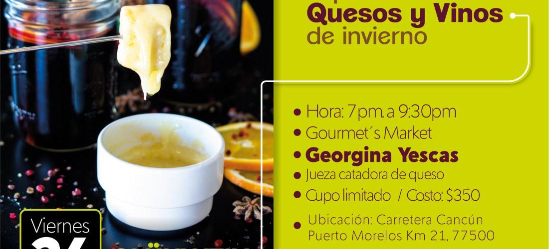 Exclusiva clase para aprender a preparar Glühwein y Fondue