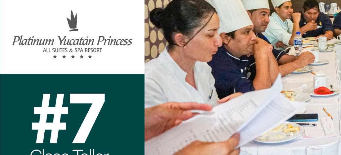 CLASE EXCLUSIVA CHEESE 101 – HOTEL PLATINUM YUCATÁN PRINCESS