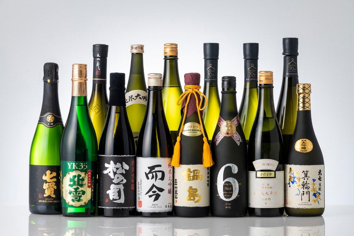 All Nippon Airways (ANA) lanza su nueva selección de Sake