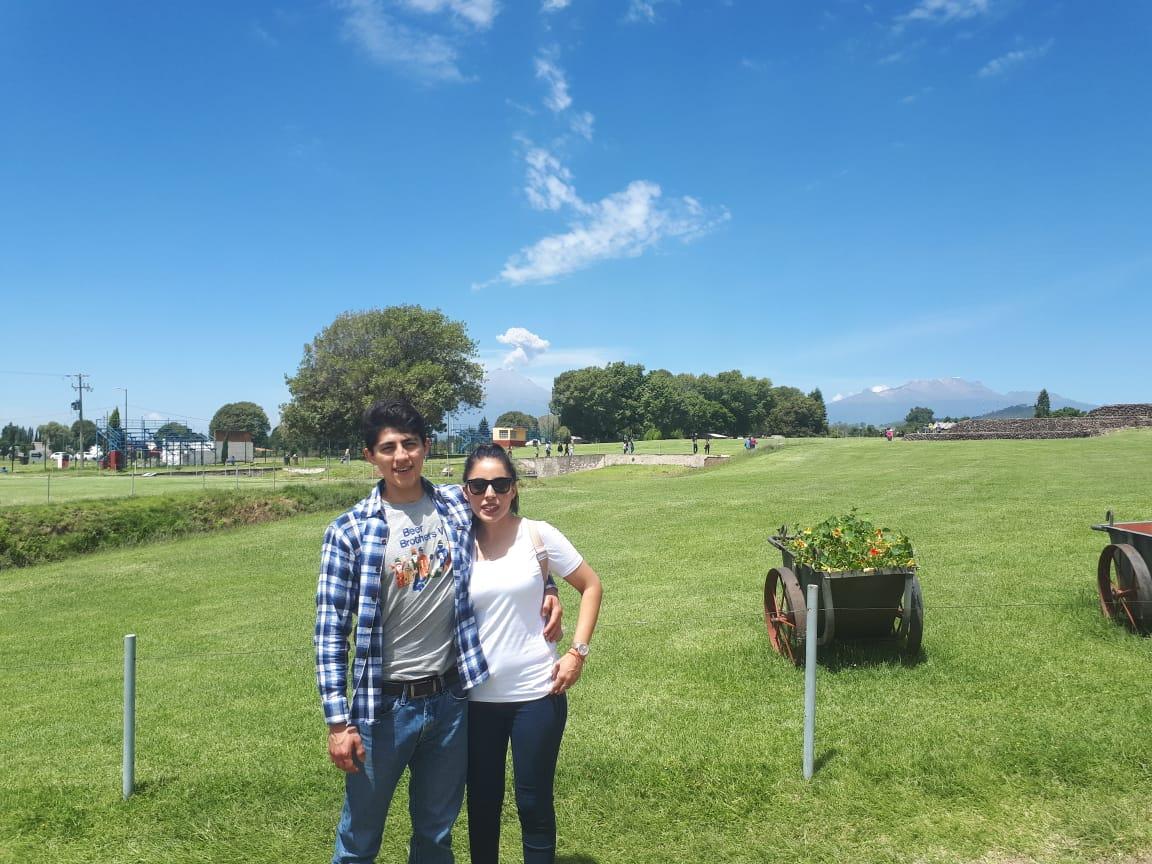 Ernesto y Joana