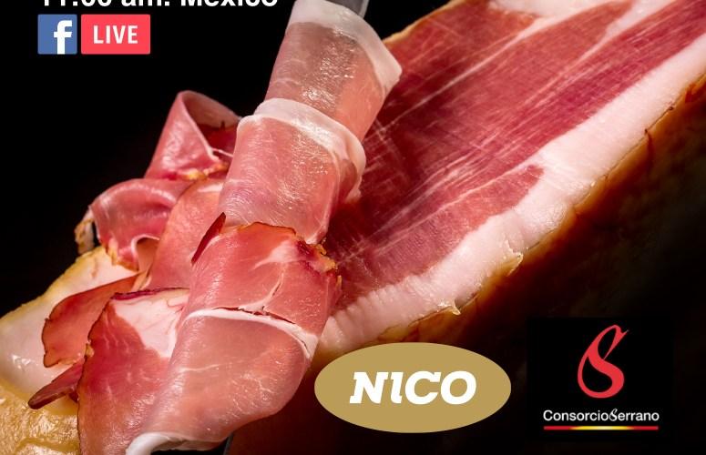 Corte Y Manejo de Jamón Serrano Consorcio by Xperiencias Gastronómicas