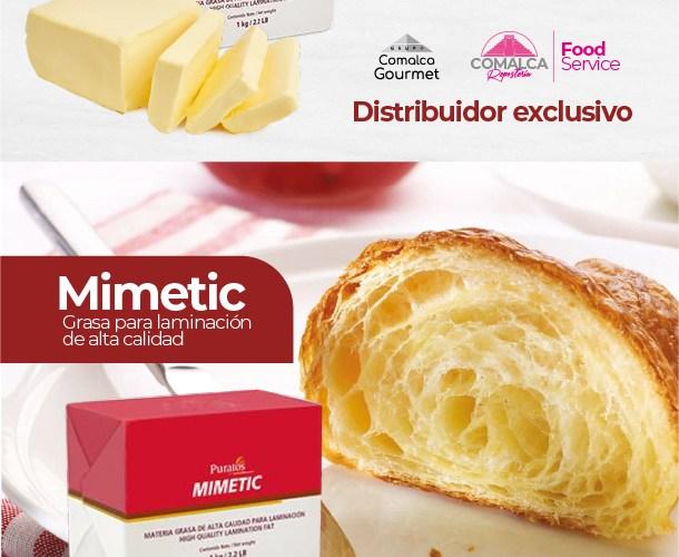 Exclusividad Grupo Comalca Gourmet de Mimetic 32 by Puratos en Cancún Quintana Roo