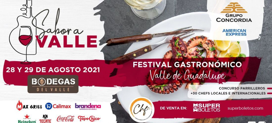 Todo el Entretenimiento en Festival Sabor a Valle Baja California