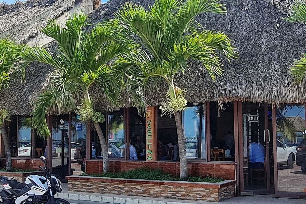 Restaurante El Popular Vaselina – San Felipe, Yucatán