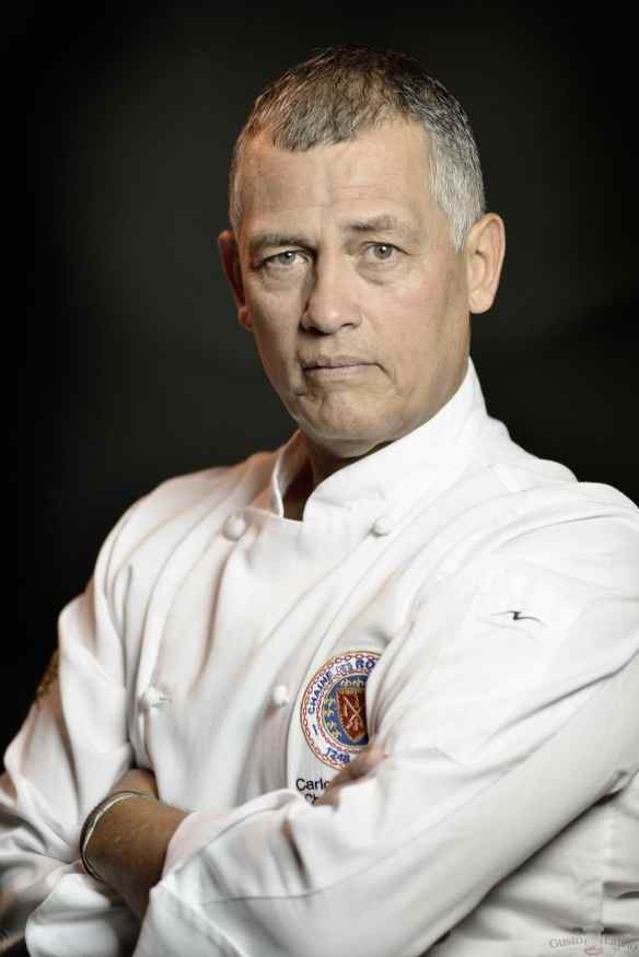 Chef Carlos Yanguas