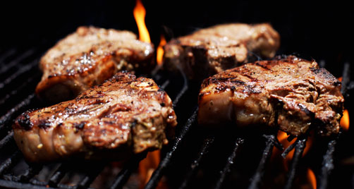 Carne argentina (Cortesía: groupon.com.ar)