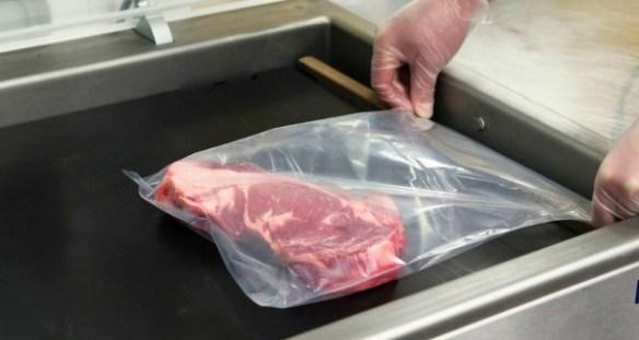 Carne envasada (Cortesía: foodwatcher.cl)
