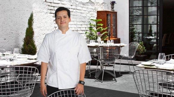 Jorge Vallejo (Cortesía: timeoutmexico.mx)
