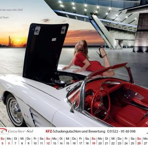 KFZ-SACHVERSTÄNDIGENBÜRO Dipl.-Ing. Peter Gabriel Dresden - Der Gutachter Süd Kalender 2020 1 Januar