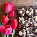Kekse mit Herz