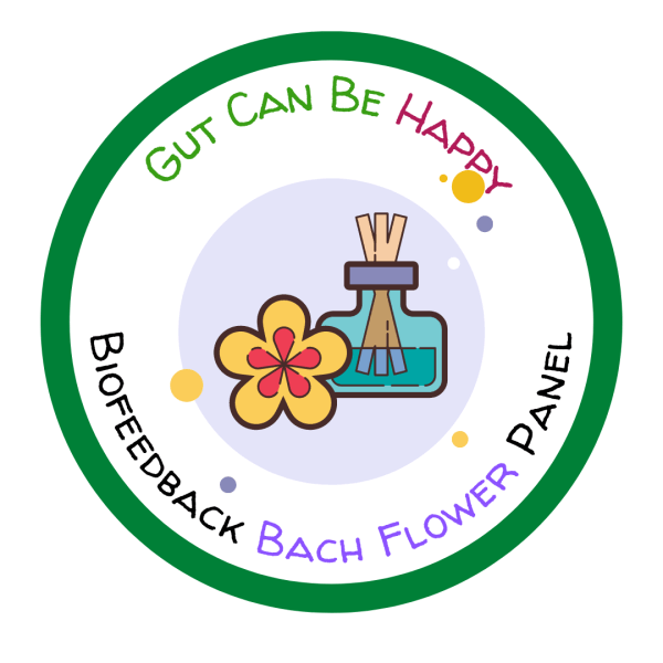 Gut Can Be Happy biofeedback bach flower