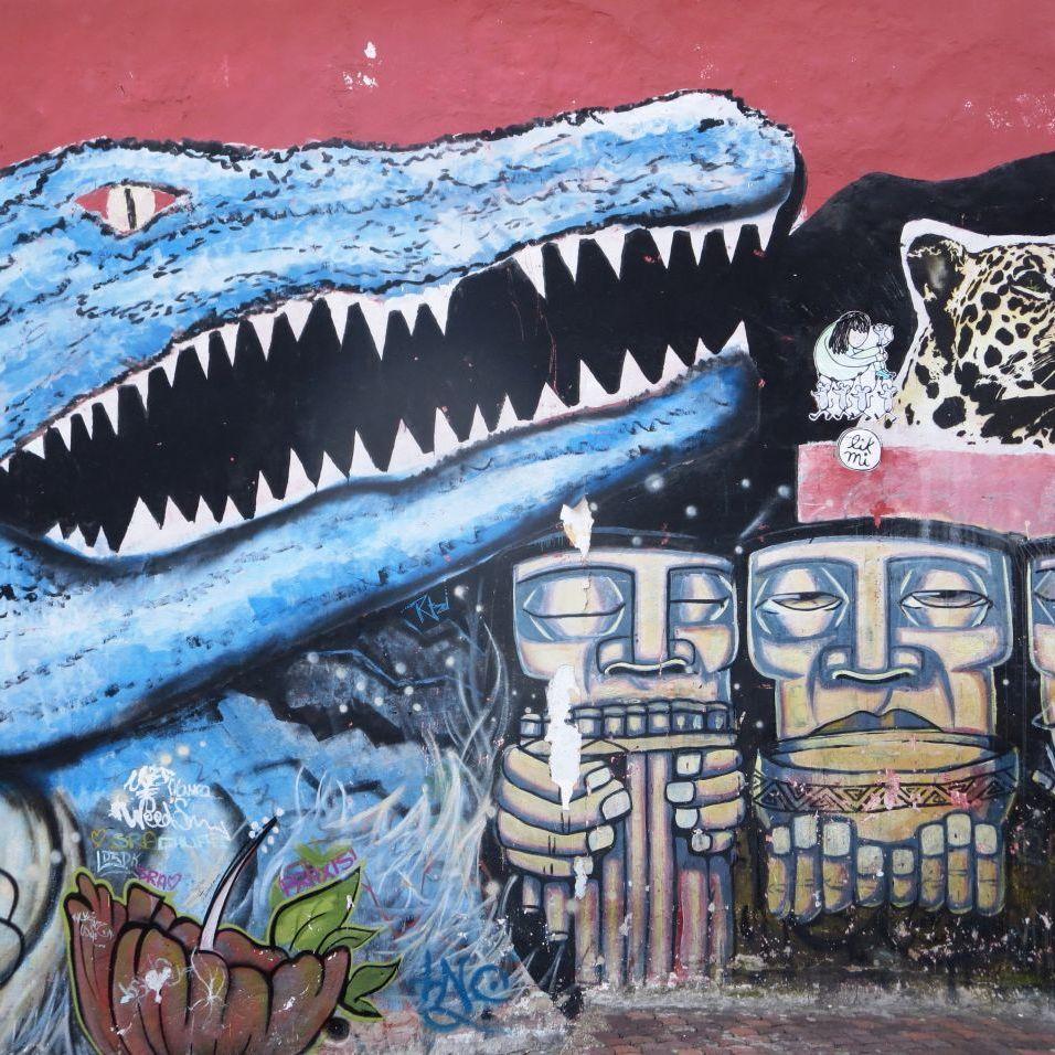 Bogota Krokodil