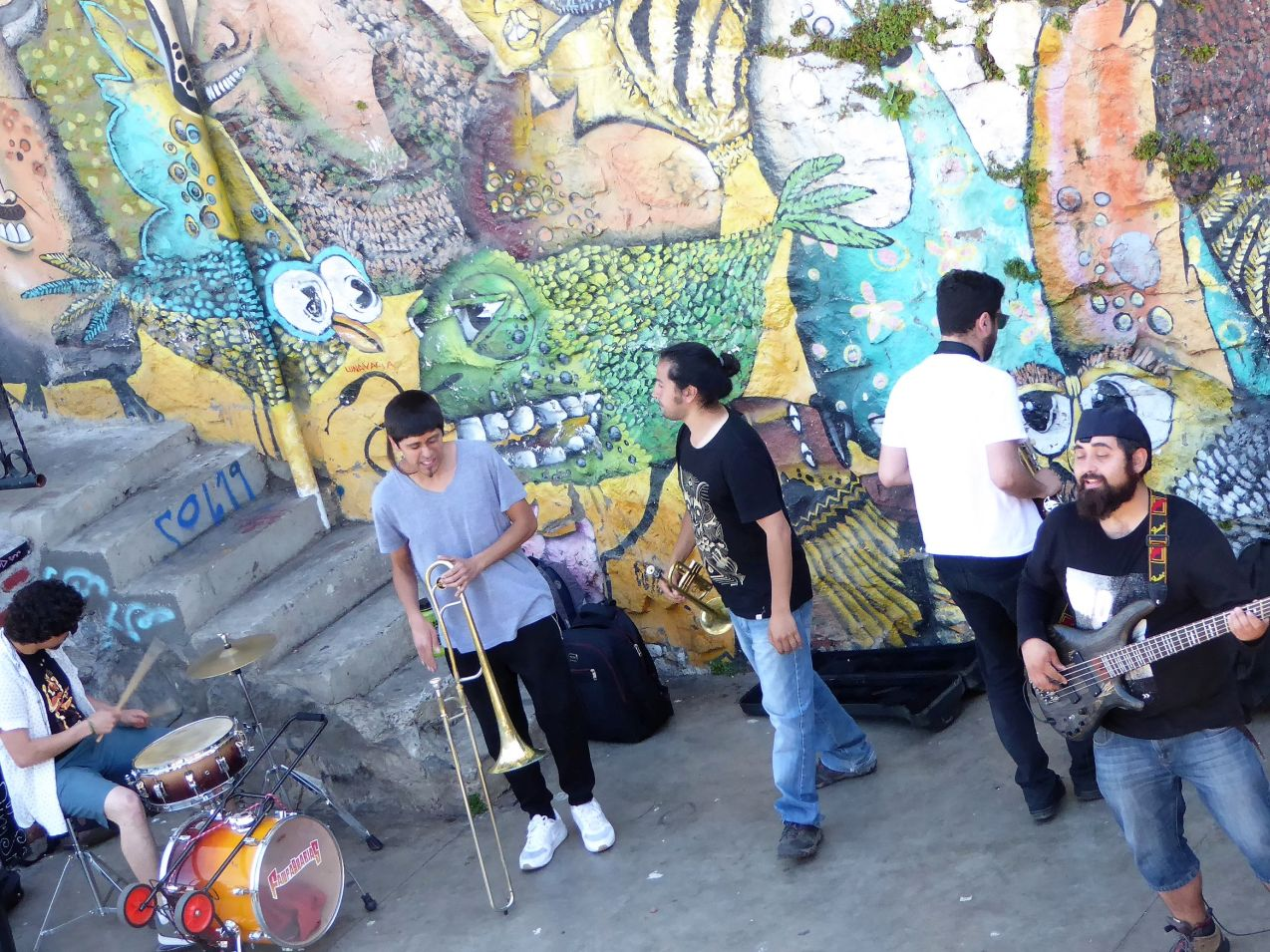 Valparaíso Band