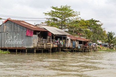 Armut am Mekong...