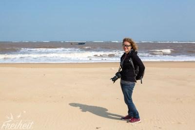 Fast sauberer Strand :)