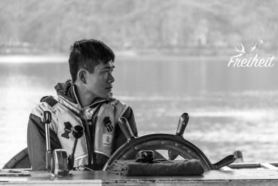 Verantwortungsbewußter Bootsführer