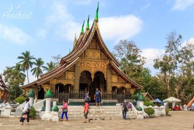 Vat Xieng Thong  - der älteste der Stadt