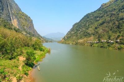 Fluss Nam Ou