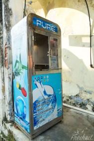 Coole Sache - Wasser Auffüllstation