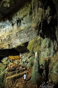 Krabbenhöhle - liegender Buddha