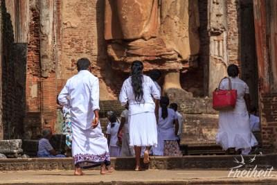 Buddhisten im Lankatilaka