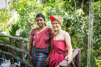 Dr. Shani und Nadine